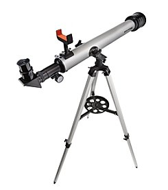 Space Navigator Men's Deluxe Telescope