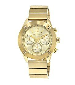 Vince Camuto™ Women's Goldtone Watch Multi-Function Dial *