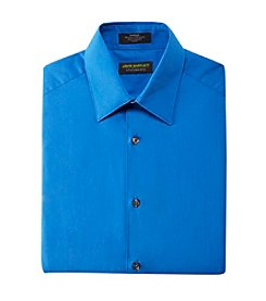 John Bartlett Statements Men's Solid Broadcloth Dress Shirt