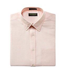 John Bartlett Statements Men's Oxford Dress Shirt