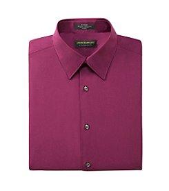 John Bartlett Statements Men's Solid Broadcloth Dress Shirt
