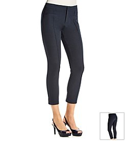 DKNYC® Bi-Stretch Skinny Crop Pants