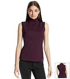 Calvin Klein Knit Sleeveless Blouse