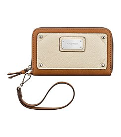 Nine West® Table Treasures Zip Around Wristlet