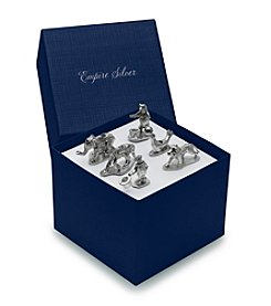 Empire Silver™ Set of 6 Circus Candleholders