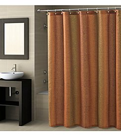 Croscill® Fingerprint Shower Curtain