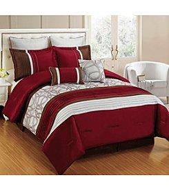 PHF Linens Arti 8-pc. Comforter Set