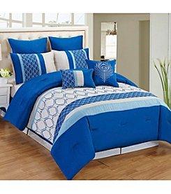 PHF Linens Ezra 8-pc. Comforter Set
