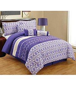 PHF Linens Fran 7-pc. Comforter Set
