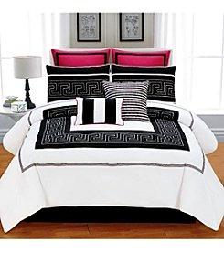 PHF Linens Kami 8-pc. Comforter Set