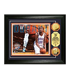 NBA® OKC Thunder Kevin Durant Gold Coin Photo Mint
