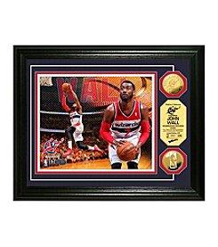 NBA® Washington Wizards John Wall Gold Coin Photo Mint