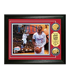 NBA® L.A. Clippers Chris Paul Gold Coin Photo Mint by Highland Mint
