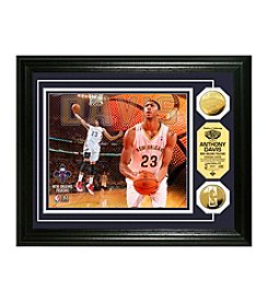 Anthony Davis Gold Coin Photo Mint by Highland Mint