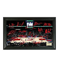Atlanta Hawks Signature Court by Highland Mint