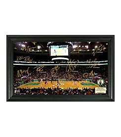 Boston Celtics Signature Court by Highland Mint