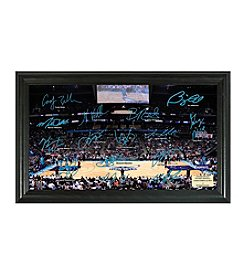 Charlotte Hornets Signature Court by Highland Mint