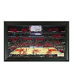 Chicago Bulls Signature Court by Highland Mint