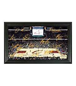 Cleveland Cavaliers Signature Court by Highland Mint