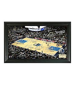 Dallas Mavericks Signature Court by Highland Mint