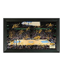 Denver Nuggets Signature Court by Highland Mint