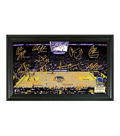 Golden State Warriors Signature Court by Highland Mint