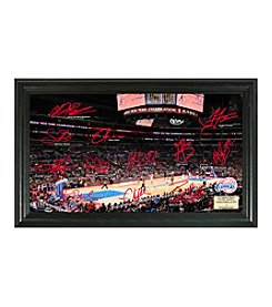 Los Angeles Clippers Signature Court by Highland Mint
