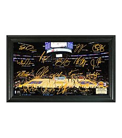 Los Angeles Lakers Signature Court by Highland Mint