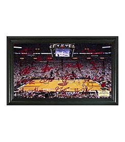Miami Heat Signature Court by Highland Mint