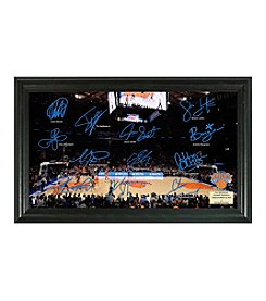 New York Knicks Signature Court by Highland Mint