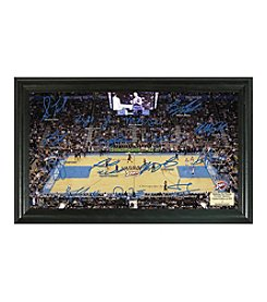 Oklahoma City Thunder Signature Court by Highland Mint