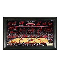 Portland Trail Blazers Signature Court by Highland Mint