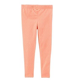 Carter's® Girls' 2T-6X Dot Leggings