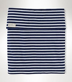 Ralph Lauren Childrenswear Girls' 7-16 Multi Striped Skirt