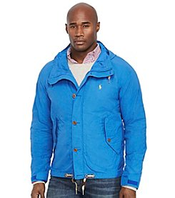 Polo Ralph Lauren® Men's Big & Tall Waxed Nylon Jacket