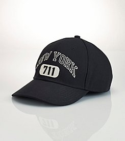 Polo Ralph Lauren® Men's Athletic Twill Cap