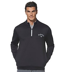 Callaway® Men's Lightweight Stretch Fleece 1/4 Zip
