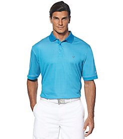 Callaway® Men's Short Sleeve Industrial Jacquard Polo