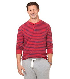 Chaps® Men's Striped Slub Henley
