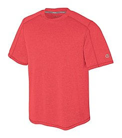Champion® Men's Short Sleeve Heather Powertrain Tee