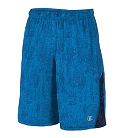 Champion® Men's Performance Printed Shorts