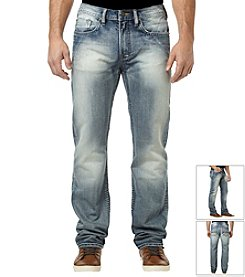 Buffalo by David Bitton Men's Driven-X Basic Straight Jean