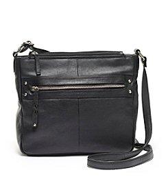 Great American Leatherworks Braid Crossbody Bag