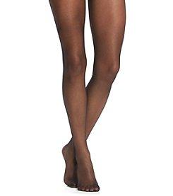 Calvin Klein Seamless Sheer Hosiery - Black