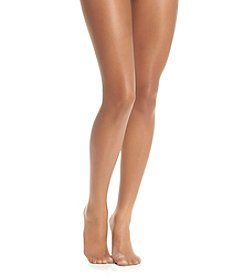 Calvin Klein Tan Glowmatte Ultra Sheer Hosiery