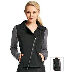 Exertek® Colorblock Moto Jacket
