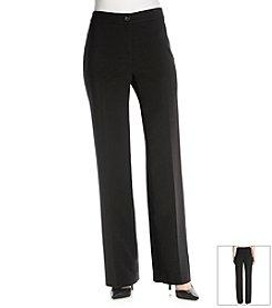 Jones New York Collection® Double Weave Pants