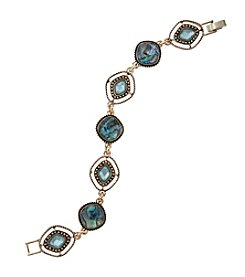 Napier® Beaded Line Bracelet in Gift Box