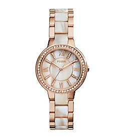 Fossil® Women's Virginia Watch