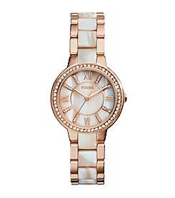 Fossil® Women's Virginia Watch